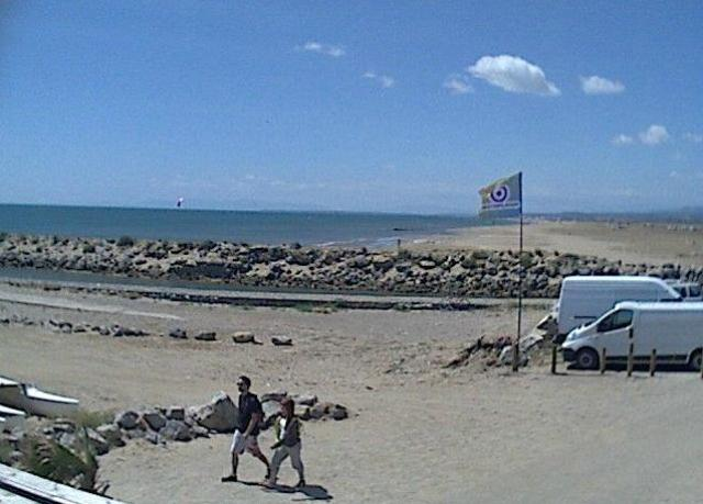 Windguru france port la nouvelle webcam