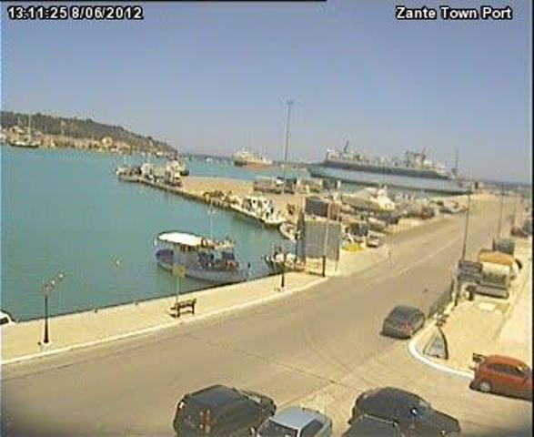 Greek webcams: Ionian islands - Lefkada, Zakintos, Ithaka ...