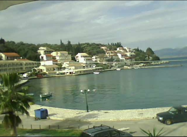 Greek webcams  Ionian islands - Lefkada  Zakintos  Ithaka  Corfu