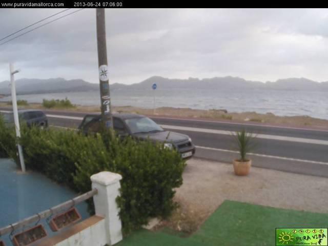 Webcam mallorca muro