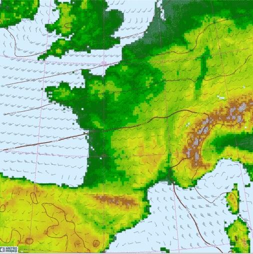 Forecasts - Meteo consult port camargue ...